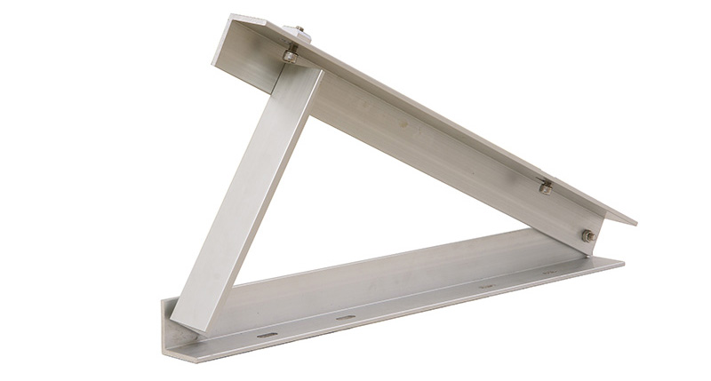 Fixed Triangle Solar Brackets