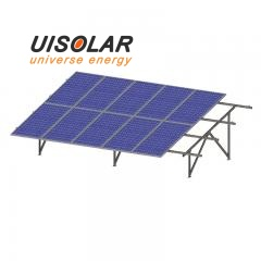 Ground Mounting of solar steel